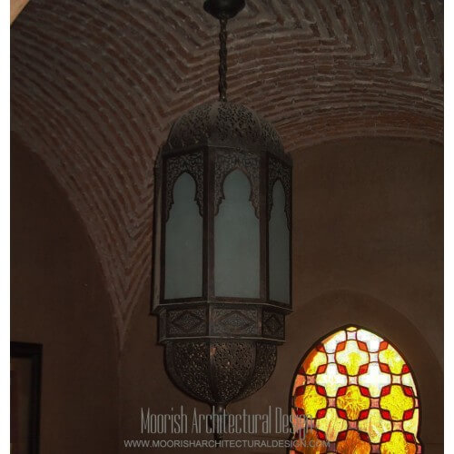 Traditional Moroccan Lantern 15