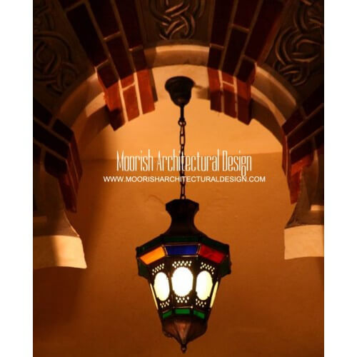 Traditional Moroccan Lantern 18