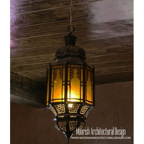 Traditional Moroccan Lantern 19